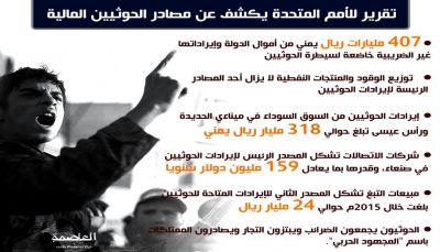 مصادر الحوثيين المالية