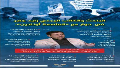 فقرات من حوار مع الباحث اليمني زايد جابر