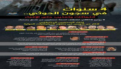 تحقيق استقصائي لوكالة الاسوشتيد عن وحشية الحوثيين بحق المختطفين