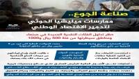 جنايات انقلاب ميليشيا الحوثي على الشعب