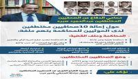 المحامي صبره يدعو لإنقاذ الصحفيين المختطفين من المحاكمات الحوثية العبثية