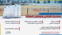 العاصمة صنعاء في نوفمبر.. مصادرة الأراضي وتوطين السلالة
