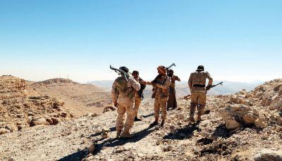 مصرع 20 من مليشيات الحوثي في مواجهات بالضالع