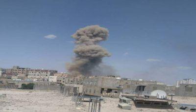 انفجار صهريج غاز وسط صنعاء في ظل أزمة خانقة (صورة)