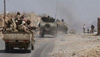 لحج.. الجيش الوطني يستعيد مواقع استرتيجية في جبهة كرش