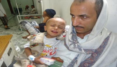 94 حالة وفاة بالدفتيريا في اليمن خلال 6 أشهر