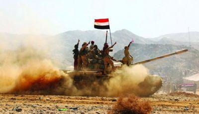 الجيش يقطع أبرز خطوط إمداد المليشيات الانقلابية في صعدة