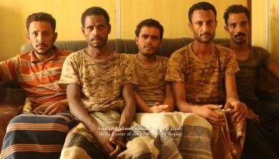"""الجيش يعلن أسر عدد من العناصر الحوثية بينهم قيادي بارز بـ""""حيران"""" حجة"""