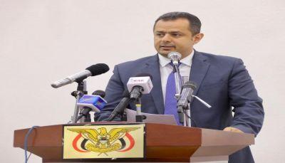 رئيس الوزراء يؤكد جاهزية الشرعية للحسم في حال تعثر المفاوضات مجدداً