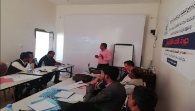 دورة تدريبية تستهدف 18 صحفياً بمأرب عن (الأمن الإلكتروني)