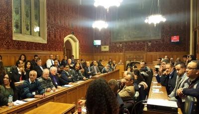 البرلمان البريطاني يشهر مجموعة اصدقاء اليمن بحزب العمال