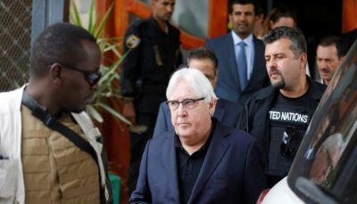 غريفيث في صنعاء لإجبار المليشيات بتنفيذ ستوكهولم