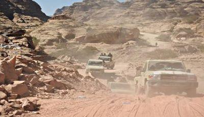 """الجيش يحرر مواقع جديدة بصعدة ويواصل تطهير أطراف """"قعطبة"""""""