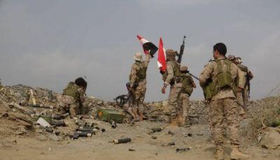 الجيش الوطني يحرز تقدمات ميدانية هامة في حجة وصعدة والجوف
