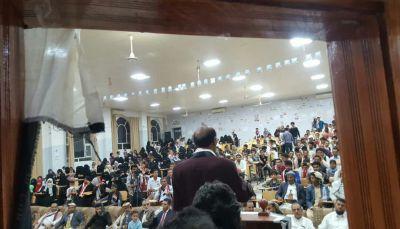 مأرب: مبادرات شبابية تنظم حفلا فنيا وخطابيا بذكرى ثورة 26 سبتمبر