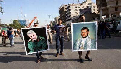 مليشيات الحوثي تجبر محلات تجارية بصنعاء على تعليق صور سليماني بالقوة