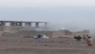 استشهاد امرأتين وإصابة 5 آخرين في قصف لمليشيات الحوثي على حي سكني بمأرب