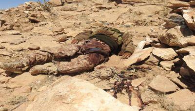 صنعاء تستقبل 68 من قتلى وجرحى مليشيات الحوثي في نهم والجوف
