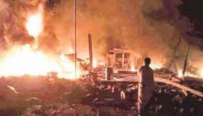 المدنيون دروع بشرية.. مليشيا الحوثي تطلق صواريخا باليستية من الأحياء السكنية بصنعاء