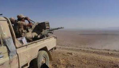 معارك نهم والجوف تواصل حصد رؤوس قادة ميليشيا الحوثي.. والأخيرة تعترف