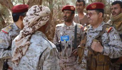 وزير الدفاع يؤكد العزم على استكمال تحرير كامل تراب الوطن مهما كانت التضحيات
