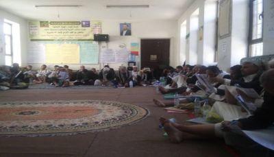 الفعاليات الطائفية للحوثيين.. كيف تشكل بيئة خصبة لتفشي كورونا أوساط السكان؟