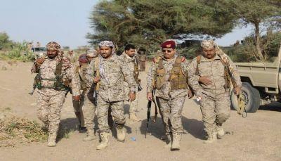 وزير الدفاع: الجيش الوطني والمقاومة سيصنعون النصر الذي ينتظره اليمنيون