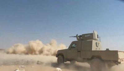 الجيش يباغت الميليشيات في جبهات شبوة ويوقع قتلى وجرحى بعناصرها غرب مارب