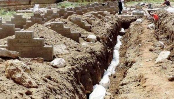 دفنت 358 من مجهولي الهوية.. (الحوثية) تخفي جرائمها عبر طبها غير الشرعي