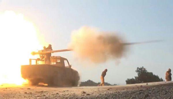 الجيش يعلن مصرع 34 حوثياً في جبهات صرواح واللواء الذيباني يبشر