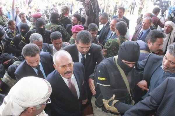 مهرجان حزب صالح يتحول إلى حفلة سخرية على مواقع التواصل