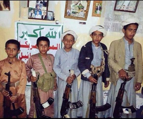 """باستخدام """"الجوائز"""" والمكافآت.. مليشيا الحوثي تواصل استغلال الأطفال لجبهات القتال بصنعاء"""