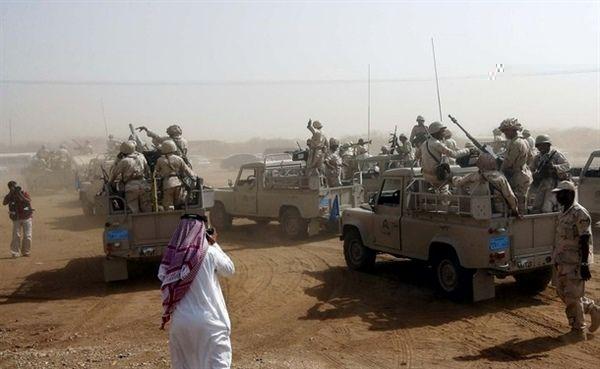 """مصرع 25 من مليشيا الحوثي في هجوم فاشل على القرى الحدودية بــ""""جازان"""""""