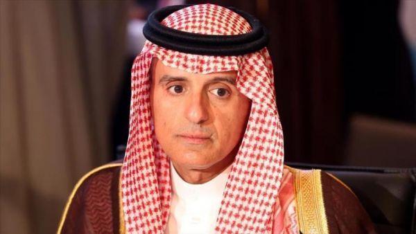 """الجبير يبحث مع """"ولد الشيخ"""" مستجدات الأزمة اليمنية"""