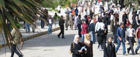 في ثلاث جامعات أردنية 60% من الطلاب إناث وانخفاض ملفت للجريمة
