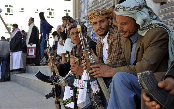 مليشيا الحوثي والمخلوع تفجر منزلاً بذمار على رؤوس ساكنيه