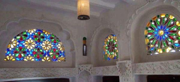 تراث :القمرية.. زينة العمارة اليمنية