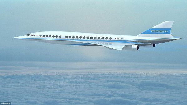 علم :عام 2025، لن  يحتاج المسافر عبر الطائرة إلى المفاضلة