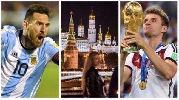 قرعة كأس العالم 2018: توزيع المنتخبات المتأهلة