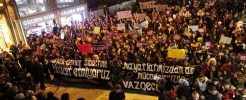 خلال 6 سنوات 1915 قتيلة في تركيا ضمن جرائم العنف ضد المرأة