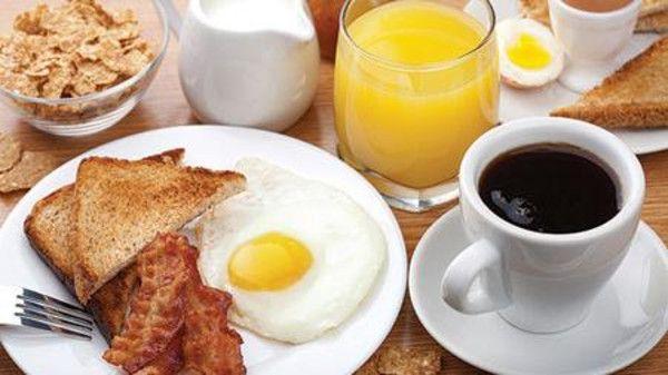 وجبة الافطار تجنبك الكثير من الامراض