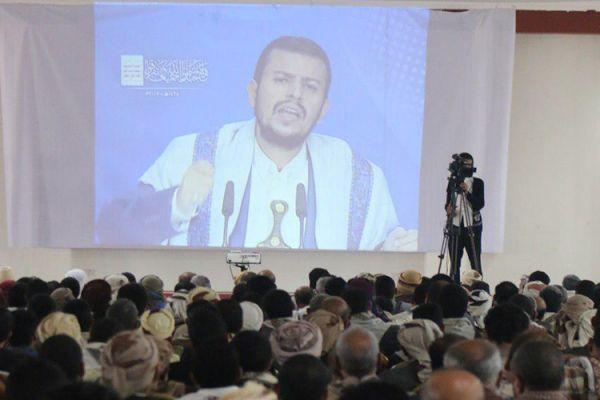 """زعيم مليشيا الحوثي يقدم لمسلحيه """"وصفة سحرية"""" لتفادي غارات التحالف"""