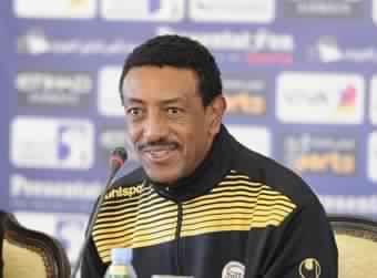 """""""ابرهام"""" يؤكد جاهزية منتخبنا الوطني في مباراته اليوم أمام نظيره البحريني"""