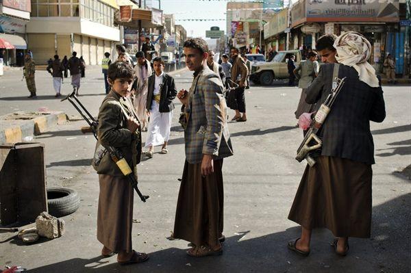 """صنعاء مسرحاً لجرائم النهب والسرقة ومليشيات الحوثي تحمي """"اللصوص"""""""