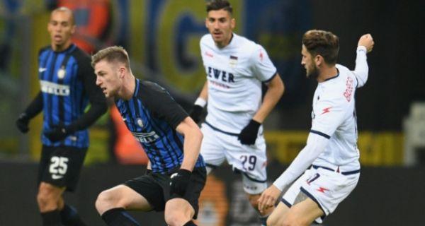 إنتر ميلان يواصل سلسلة نتائجه المخيبة في الدوري الإيطالي