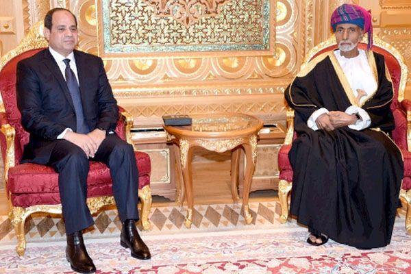 تعرف على بنود المبادرة المصرية التي قدمها السيسي لعُمان لوقف حرب اليمن؟!