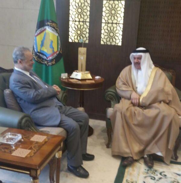 الزياني: مجلس التعاون الخليجي يؤكد دعمه لوحدة اليمن وسلامة أراضيه