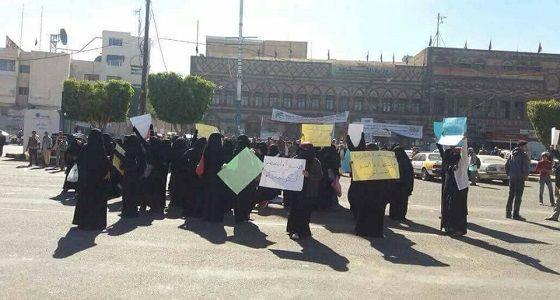 في اليوم العالمي للمرأة.. واقع بائس ومعاناة مستمرة تعايشها المرأة اليمنية في العاصمة صنعاء