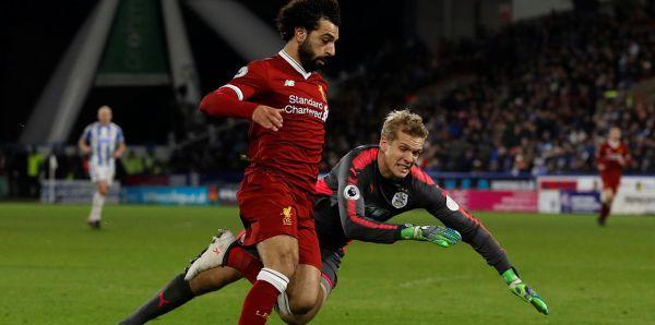 حساب البريميرليغ يحفز محمد صلاح قبل مباراة ليفربول وساوثهامبتون
