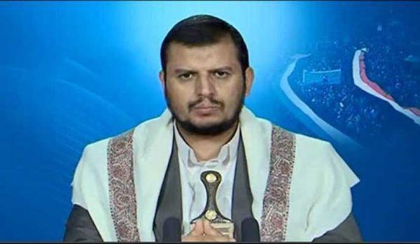 """الحوثي يظهر في خطابه كـ """"طرف محايد"""" ويُعبر عن فشله في حل أزمة الغاز"""